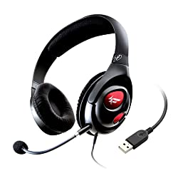 Creative Fatal1ty HS-1000 USB Gaming Headset