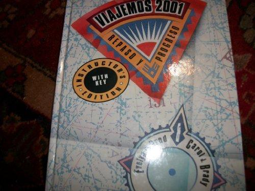 Viajemos 2001: Repaso Y Progreso PDF