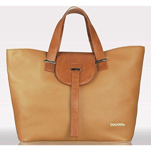 BabyBeau Ellie Changing Bag - Tan
