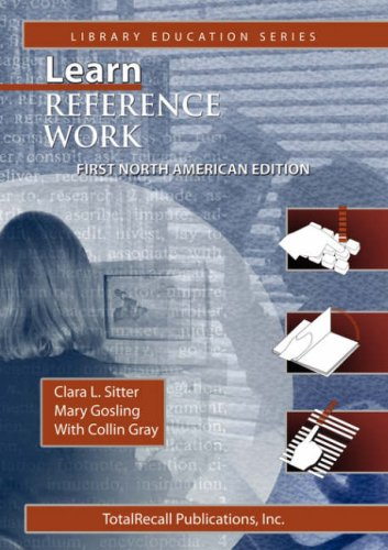 Learn Reference Work First North American Edition
