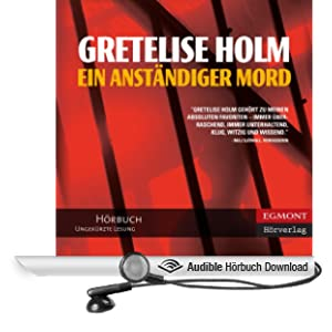 Ein anst�ndiger Mord (German Edition) (Unabridged)