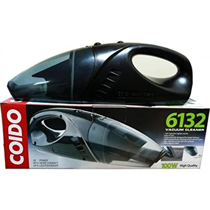 Coido-6132-DC12V-WET-&-DRY-Vacuum-Cleaner