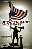 Between Babel and Beast: America and Empires in Biblical Perspective (Theopolitical Visions)
