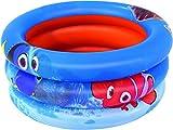 Nemo piscina hinchable 3 anillos 70x30 cm