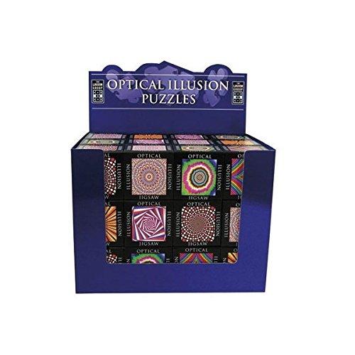 Optical Illusion Jigsaw Puzzle - 1