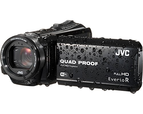 JVC GZ-RX610BEU Videocamera Full HD Quad Proof con Slot per...