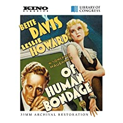 Of Human Bondage: Kino Classics Remastered Edition