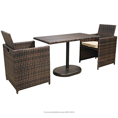 Kontiki Bistro Sets - Resin & Wicker Bistro Sets picture