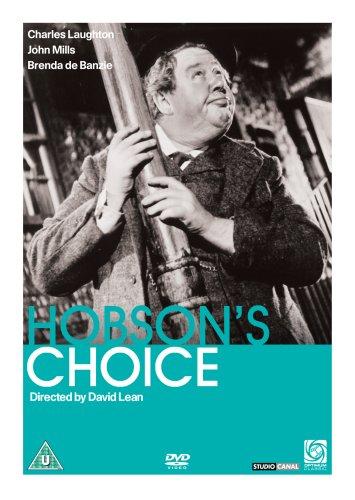 Hobson's Choice [DVD] [1954]
