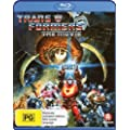 TRANSFORMERS RARE REMASTERED 1986 SPECIAL COVER THE MOVIE CARTOON BLU-RAY LATEST EDITION DOLBY DIGITAL 5.1 REGION FREE