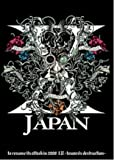 X JAPAN 東京ドーム再結成ライブ【攻撃再開 2008 I.V.】 公式グッズ パンフレット