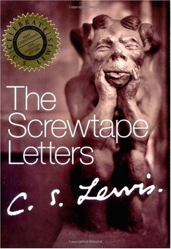 the screwtape letter by cs lewis