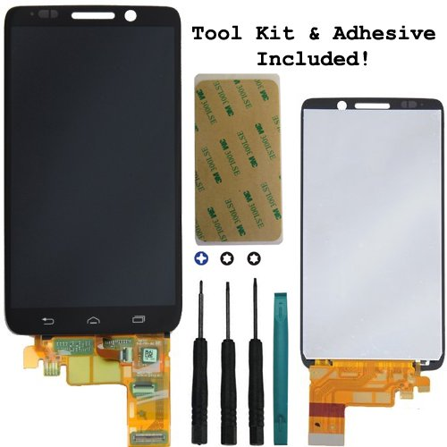Black Lcd Display Touch Screen Glass Panel Digitizer Assembly Repair Part For Motorola Droid Mini Xt1030