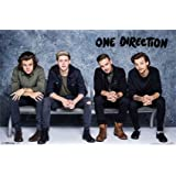 """Poster - One Direction - Bench New Wall Art 22""""x34"""" rp14430"""