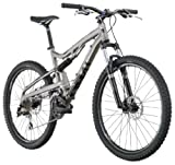 Diamondback 2012 Recoil Full Suspension Mountain Bike (Titanium)