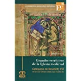 Grandes escritores de la Iglesia medieval : catequesis de Benedicto XVI : De San Juan Clímaco al beato Juan Duns...