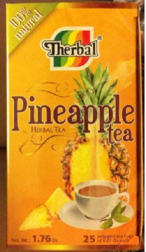 Therbal Pineapple Herbal Tea