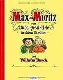 Max und Moritz - Eine Bubengeschichte in sieben Streichen, Jubiläumsausgabe