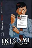 Ikigami, Tome 3 :