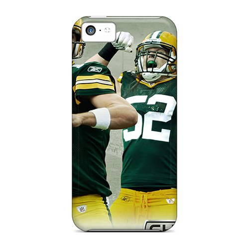 Iphone High Quality Tpu Case/ Green Bay Packers Mzc3709Obio Case Cover For Iphone 5C