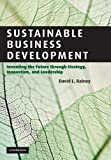 img - for Sustainable Business Development: Inventing the Future Through Strategy, Innovation, and Leadership book / textbook / text book