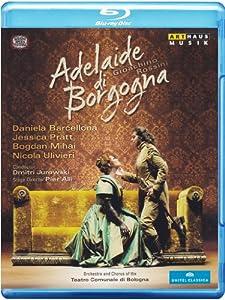 Rossini: Adelaide di Borgogna [Blu-ray]