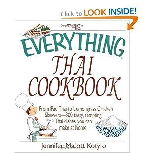 The Everything Thai Cookbook - Jennifer Malott Kotylo
