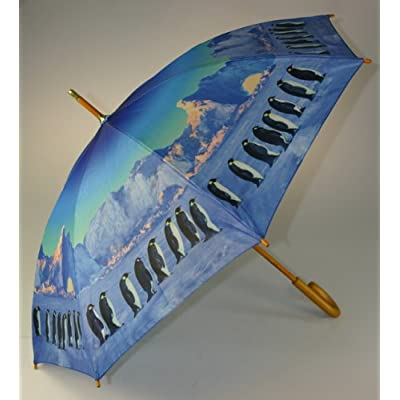 March of the Penguins umbrella by umbrellaworld