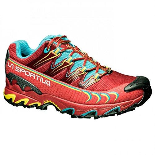 LA SPORTIVA ULTRA RAPTOR W'S GTX - TRAIL RUNNING OUTDOOR FOOTWEAR - BERRY - EUR 37,5