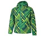 McKinley Kinder Softshelljacke Melmoth Multicolor Green Jacke Softshell Jacke Jungen, Größe:128