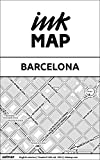 Barcelona Inkmap - maps for eReaders, sightseeing, museums, going out, hotels (English)