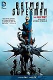 img - for Batman/Superman Vol. 1: Cross World (The New 52) book / textbook / text book