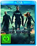 The Return of the First Avenger [Blu-...