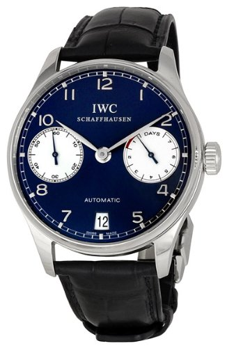 IWC Portuguese Laureus Mens Watch 5001-12