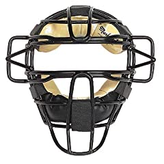 Buy Adult Size Professional Model Two Color Catcher's Umpire's Mask from Markwort by Markwort
