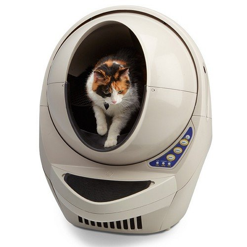 Litter-Robot III Open-Air Automatic Self-Cleaning Litter Box