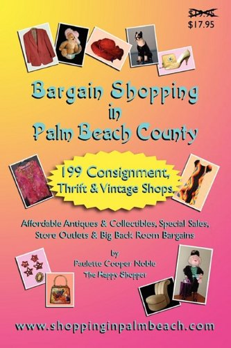 Bargain Shopping in Palm Beach County