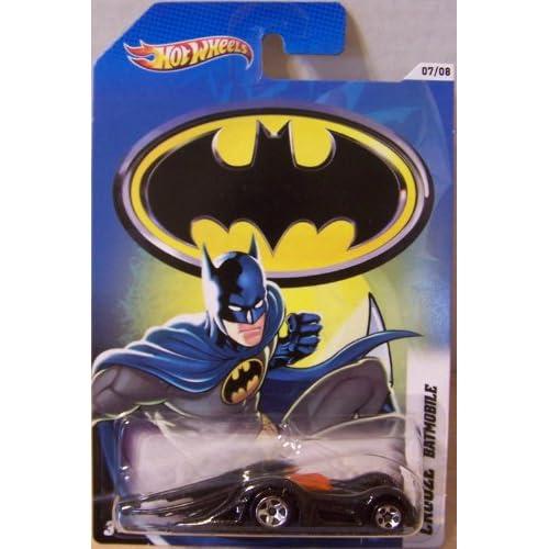 CROOZE BATMOBILE Hot Wheels Batman/Batmobi le Commemorative Limited