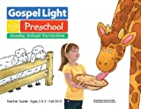img - for Preschool (Gospel Light: Sunday School Curriculum: Teacher Guide, Ages 2 and 3) book / textbook / text book