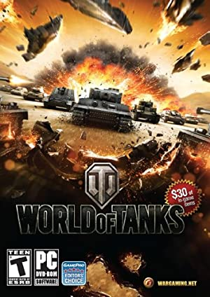 World of Tanks With $30.00 In Pack Value (輸入版)