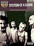 System of a Down: Guitar Play-Along Volume 57 (Hal Leonard Guitar Play-Along) by System Of A Down (2005) Sheet music