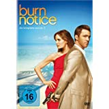 "Burn Notice - Die komplette Season 3 [4 DVDs]von ""Jeffrey Donovan"""