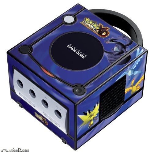 Pokemon XD Custom Skin for Nintendo Gamecube