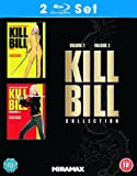Kill Bill: Vol. 1 and 2 [Blu-ray]