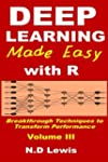 Deep Learning Made Easy with R: Break...