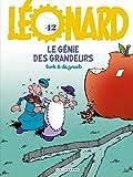 echange, troc Turk, Bob De Groot - Léonard, Tome 42 : Le génie des grandeurs