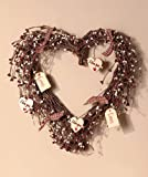 Country Hearts Wreath