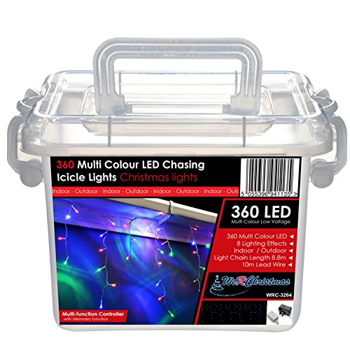 werchristmas-360-multi-colour-led-snowing-icicle-christmas-lights-string-with-chasing-static-setting