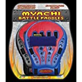 Myachi Battle Paddle with Myachi - Colors Vary; Blue/Red or Red/Yellow