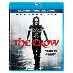 The Crow [Blu-ray + Digital Copy]
